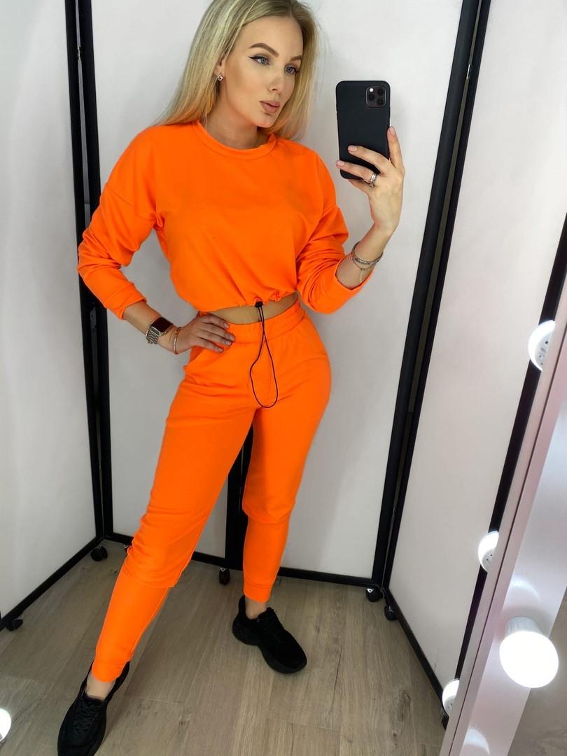 Женский стильный спортивный костюм новинка 2020