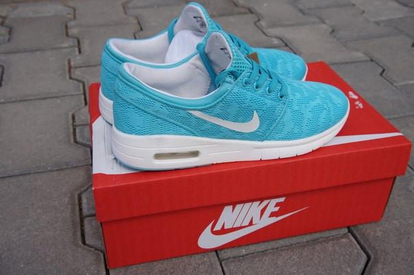 Кроссовки летние Nike SB Stefan Janoski Max женские