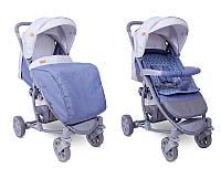 Прогулянкова коляска LORELLI S 300 grey rhombs