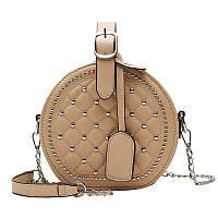 Стильная маленькая женская сумка. Модель 465, фото 3