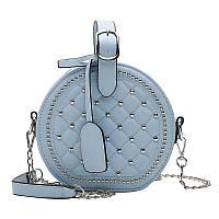 Стильная маленькая женская сумка. Модель 465, фото 4