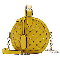 Стильная маленькая женская сумка. Модель 465, фото 5