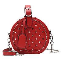 Стильная маленькая женская сумка. Модель 465, фото 6
