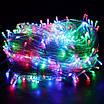 Гирлянда LED 300 лампочек с переходником, фото 2
