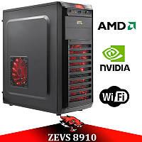 Недорогой Cовременный Игровой ПК ZEVS PC 8910 (Bazooka) Athlon X4 860K +GTX 1050 + Игры