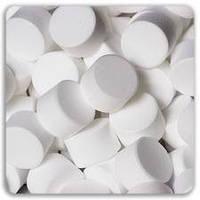 Соль в таблетках, соль таблетированная