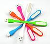 USB лампа для ноутбука мини, голубой, фото 4