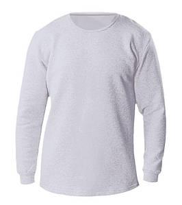 Термо-футболка мужская с длинным рукавом, серый ХХL