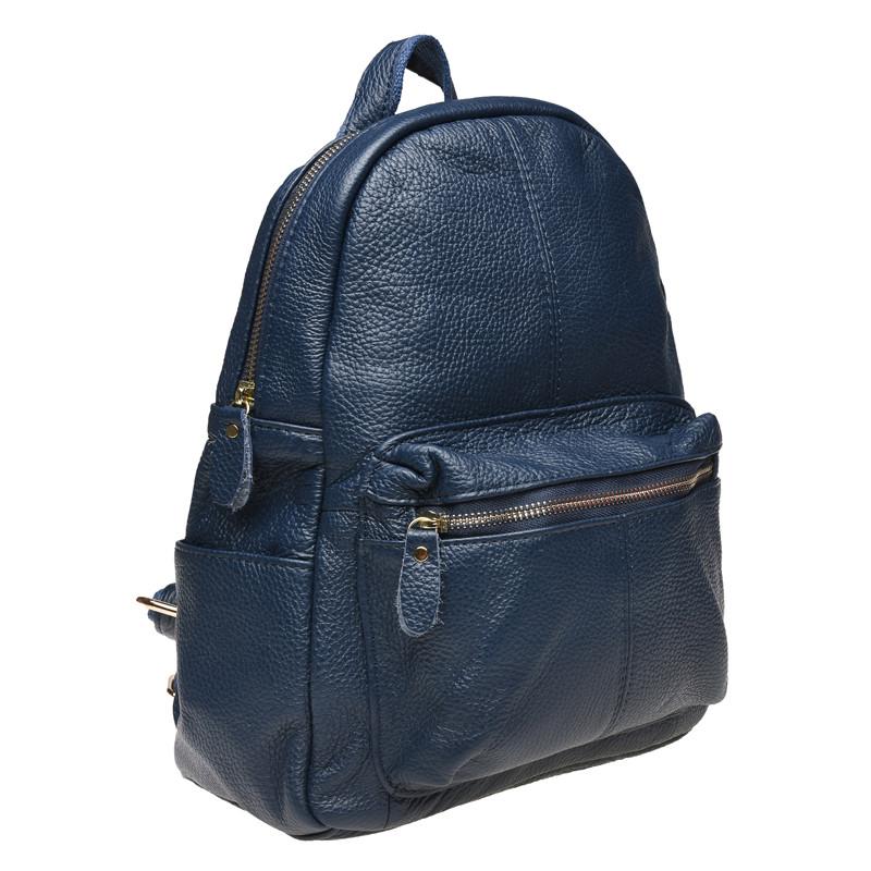 Рюкзак кожаный, 2 цвета.