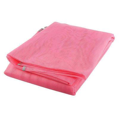 Пляжный коврик Антипесок 200х200 см, розовый