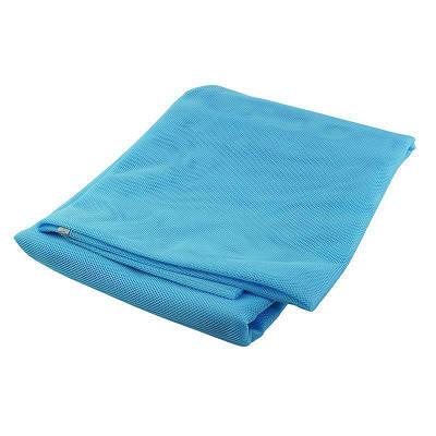 Пляжный коврик Антипесок 150х200 см, голубой