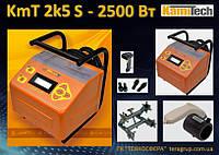 Сварочный аппарат автомат KmT 2k5 S/2500 Вт для электромуфт до Ø 250 мм.,  Kamitech
