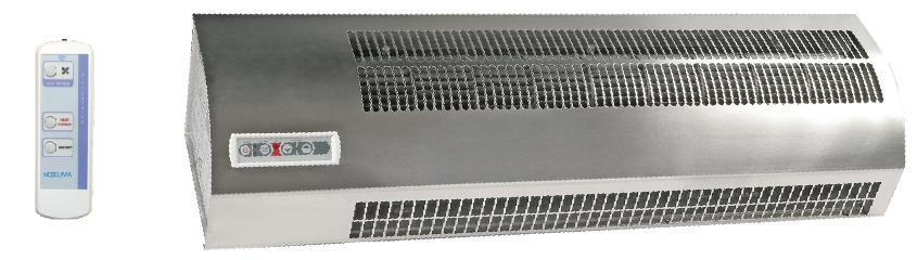 Воздушная завеса Neoclima Intellect E 08 L (электрический нагрев)