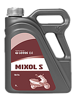Масло моторное LOTOS Oil MIXOL S TB/TA 5 л (WF-K504440-0N0)