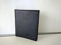 Кошелек мужской кожаный черный Karya 0906-45, фото 1