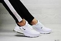 Весенние женские кроссовки Nike Air Max 270,сетка,белые 38р, фото 1