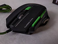 Мышь игровая с ковриком GAMING MOUSE + PAD X7S 7D