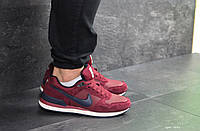 Мужские кроссовки Найк, Nike,бордовые 42,46р, фото 1
