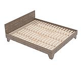 КРОВАТЬ КР 16 деревянная решетка, фото 2