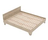 КРОВАТЬ КР 16 деревянная решетка, фото 3