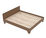 КРОВАТЬ КР 16 деревянная решетка, фото 4