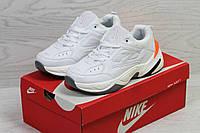 Женские,подростковые кроссовки Nike M2K Tekno,белые, фото 1