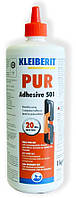 Полиуретановый клей. KLeiberit 501.0 Пур-клей. (фасовка 1кг). Влагостойкий клей. D4