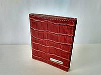 Кошелек мужской кожаный коричневый Karya 0906-61, фото 1