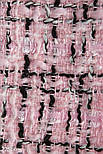 Деловые шорты букле розовые, фото 4