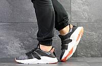 Кроссовки мужские Adidas,текстиль,серые, фото 1