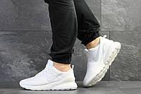 Мужские летние кроссовки Nike,белые,сетка 46р, фото 1