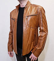 Куртка кожаная мужская Maddox