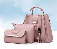 Стильная маленькая женская сумка. Модель 467, фото 2