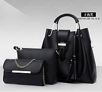 Стильная маленькая женская сумка. Модель 467, фото 3