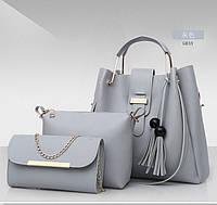 Стильная маленькая женская сумка. Модель 467, фото 6