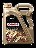 Масло моторное LOTOS Oil QUAZAR C3 5W-30 4 л (WF-K404E00-0H0)