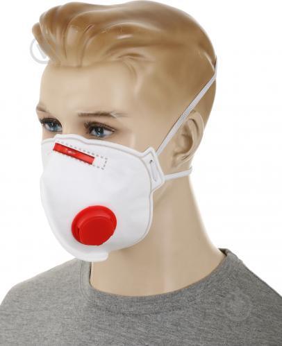 Респиратор маска БУК–3К с клапаном FFP-3