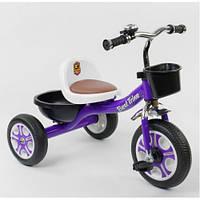 """Детский трехколесный велосипед """"Best Trike"""" LM-1355 , Фиолетовый"""