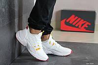 Мужские текстильные кроссовки Nike Air Huarache,белые, фото 1