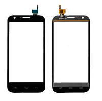 Тачскрин Prestigio MultiPhone pap5501 DUO FPC_BSD116 original 100% сенсор c монтажным скотчем
