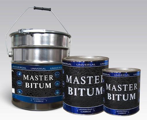 Антикоррозионные материалы MASTER BITUM