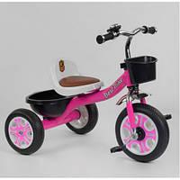 """Детский трехколесный велосипед """"Best Trike"""" LM-2806 , Розовый"""