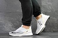 Мужские кроссовки Nike Air Max 270 текстиль, белые 44р, фото 1