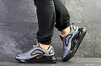 Мужские кроссовки Nike air max 720,текстиль,серые, фото 1