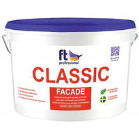 Латексная краска для фасада FT Professional Classic Facade 3 л