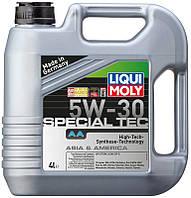 Liqui Moly Special Tec AA 5W-30 Моторное масло, 4 л (7516)