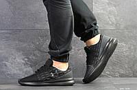 Кроссовки Under Armour,текстиль,черные, фото 1