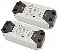 Беспроводной WiFi включатель/выключатель Smart Home SS-8839-02 220V 10A/2200W (2 шт)