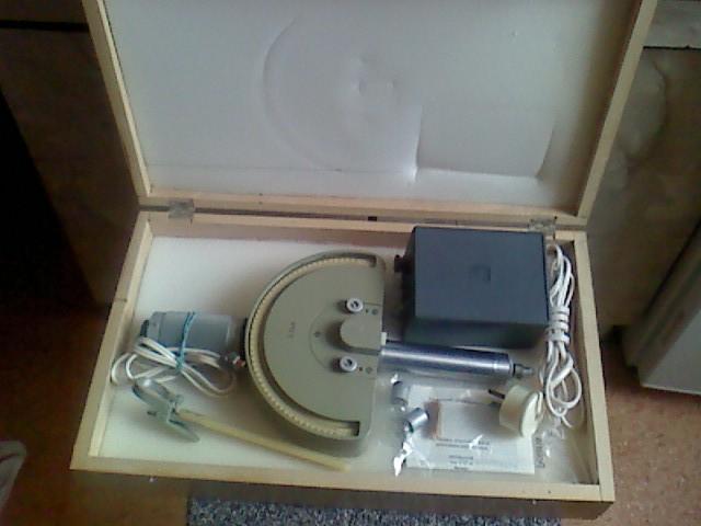 Оптикатор 02 П (головка измерительная пружинно-оптическая) ГОСТ 10593-86 возможна калибровка в УкрЦСМ
