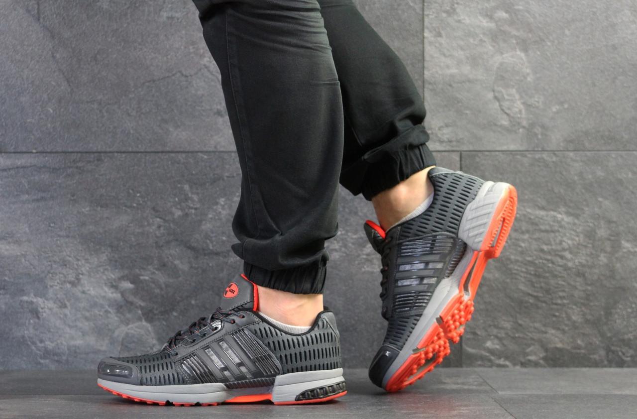Кроссовки мужские Adidas Clima Cool,сетка,серые 44р